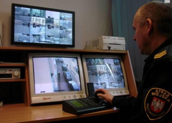 Piotrków Trybunalski rozbudowuje miejski monitoring