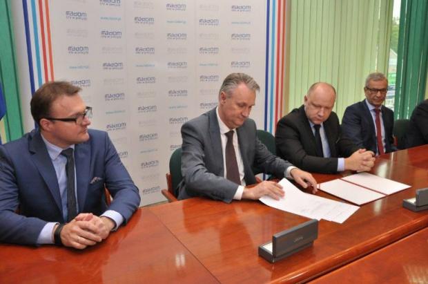 Radom wybuduje halę sportową z ministerialnym dofinansowaniem