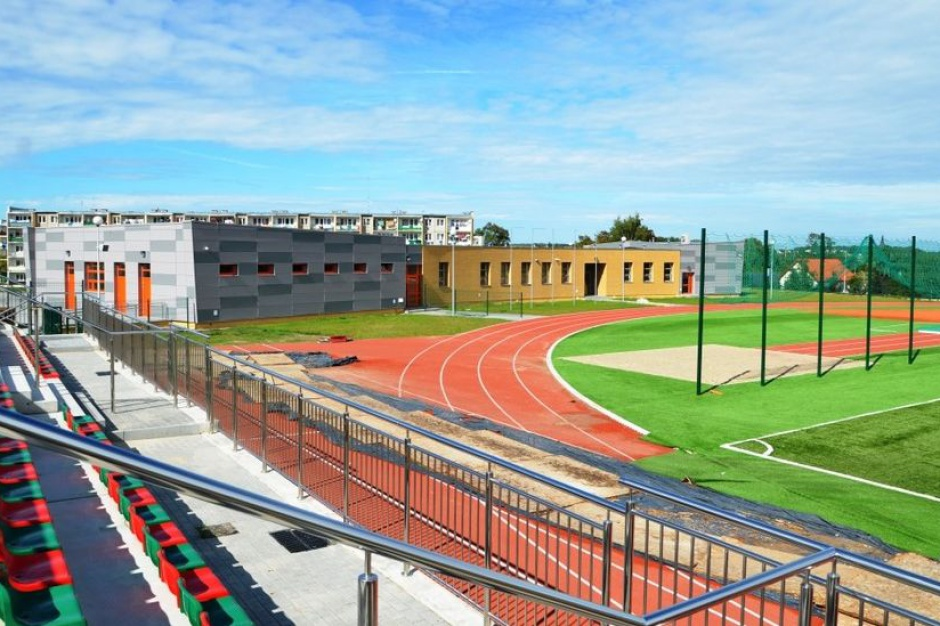 W Barcinie mają nowy stadion