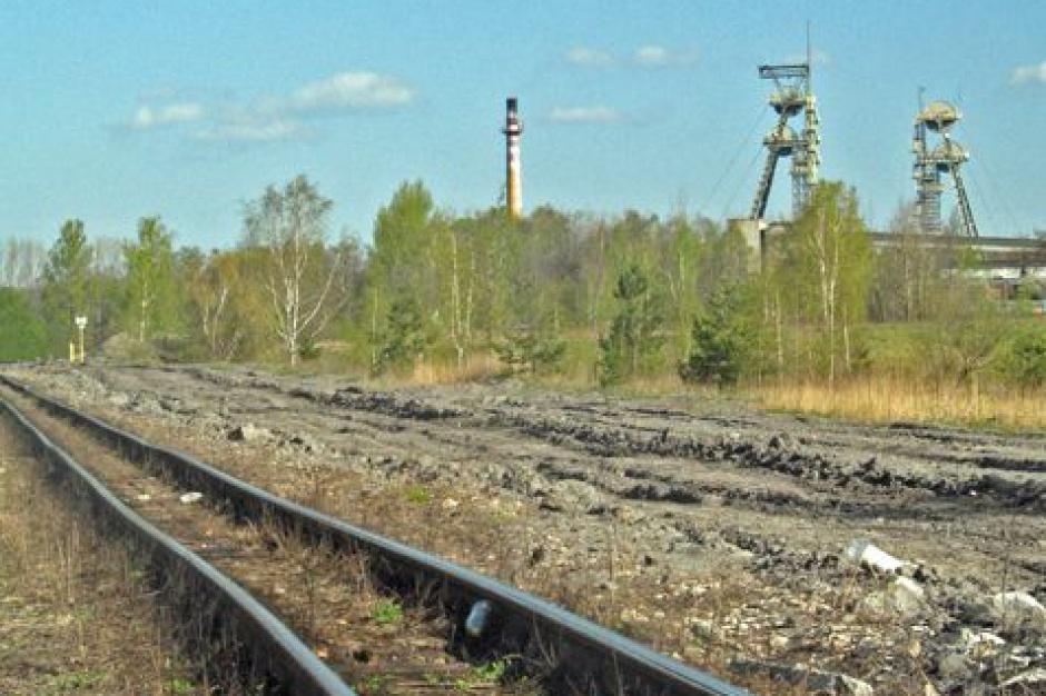 Sosnowiec przejmie kolejkę kopalni Kazimierz-Juliusz