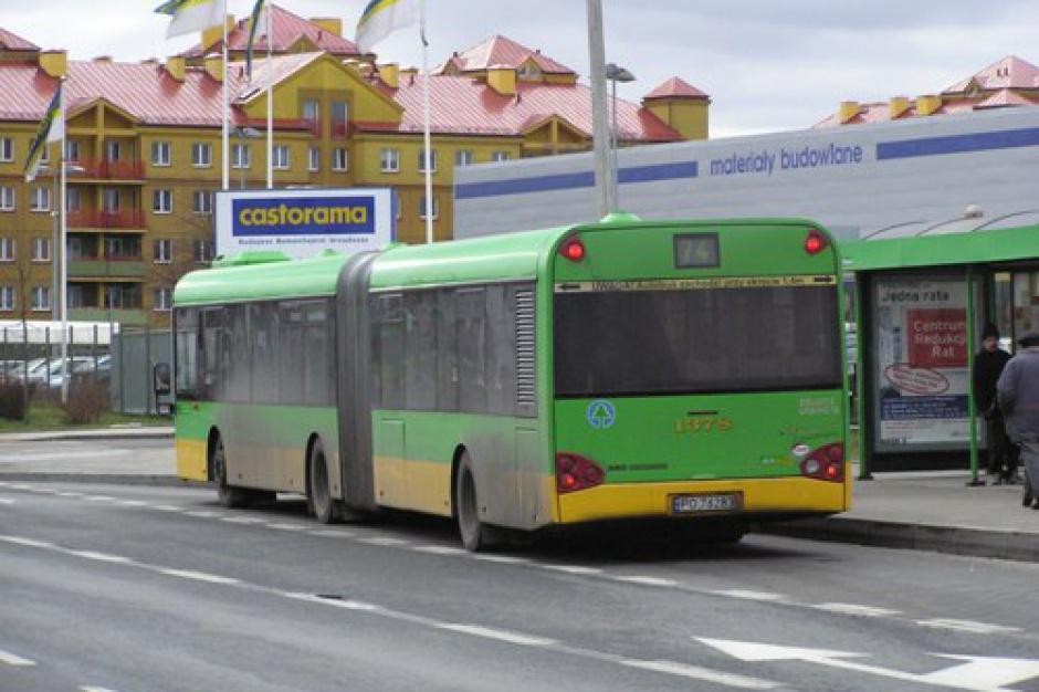Poznań obniża ceny przejazdów komunikacją miejską