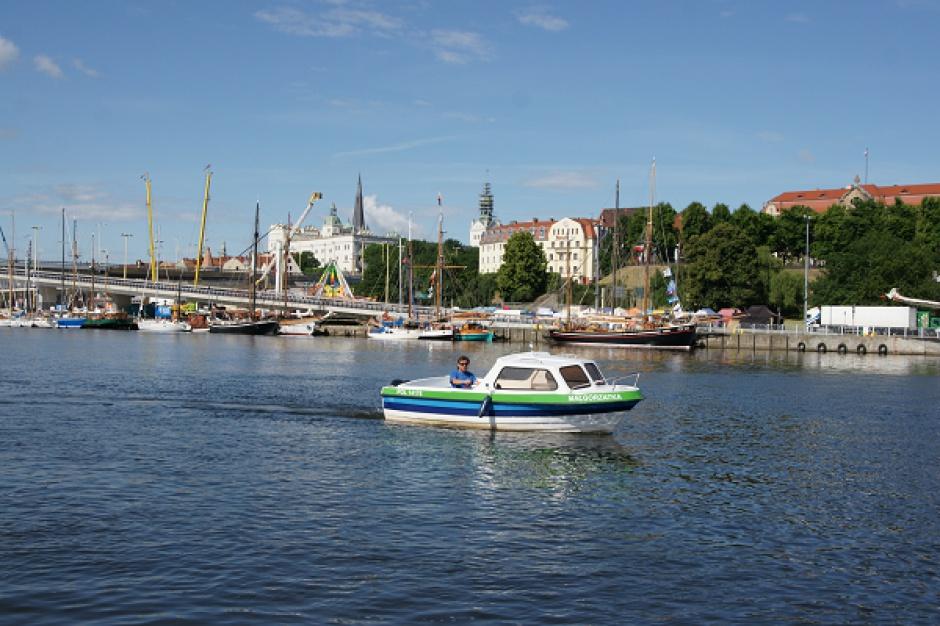Szczecińskie targi i żegluga łączą siły