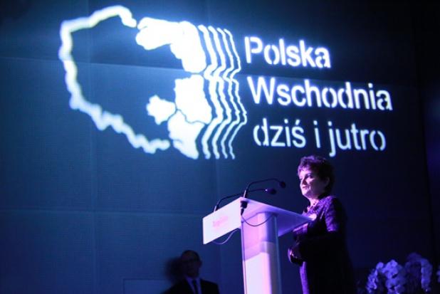 Program Polska wschodnia z kolejnymi kryteriami
