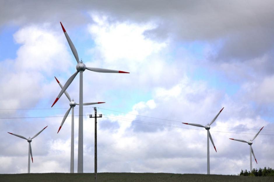 W Opalenicy powstała farma wiatrowa za 100 mln zł