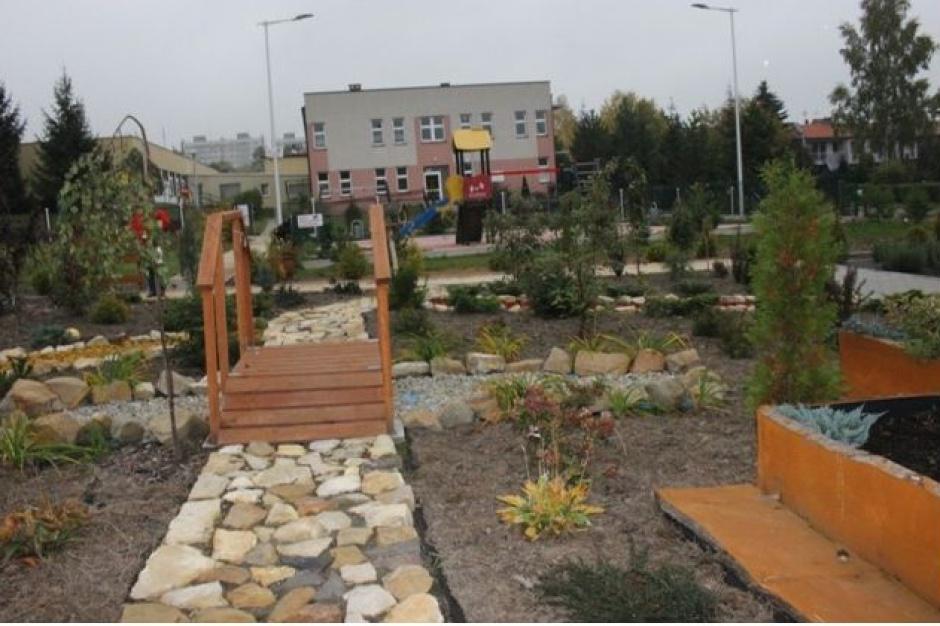 Ogród zmysłów, czyli ogrodoterapia w Rudzie Śląskiej