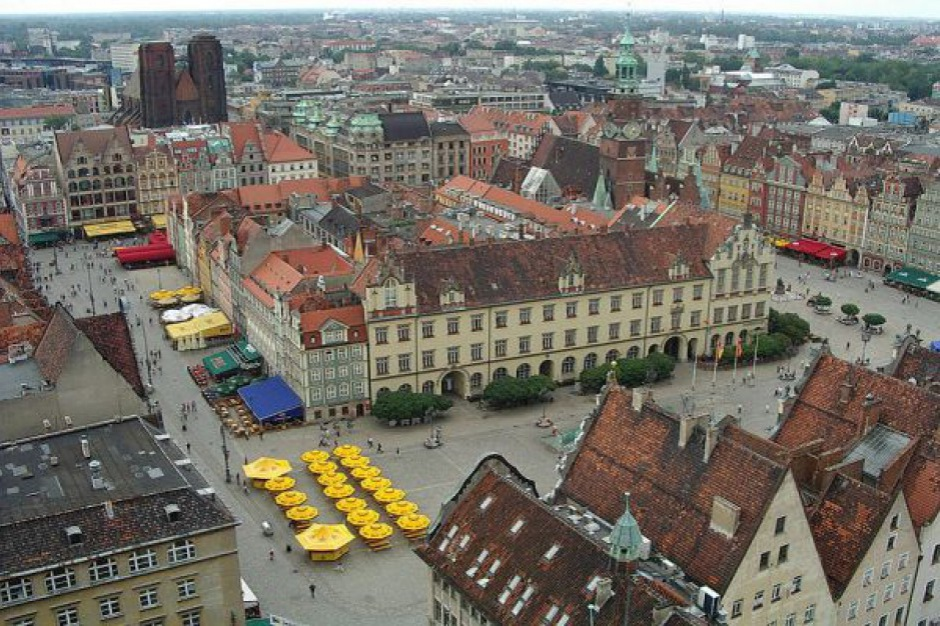 Kontrkandydaci o tytuł ESK 2016 pomogą Wrocławiowi