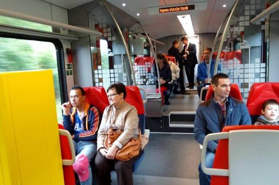 Łódzką Koleją Aglomeracyjną do Warszawy?