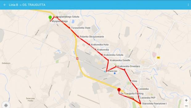 Jeździsz autobusem w Krośnie? Zainstaluj bezpłatną aplikację z rozkładem jazdy