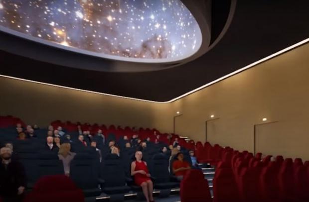 W Zielonej Górze otwarto nowoczesne planetarium