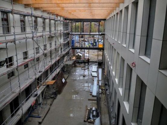 Warszawa stawia na rozwój części prawobrzeżnej