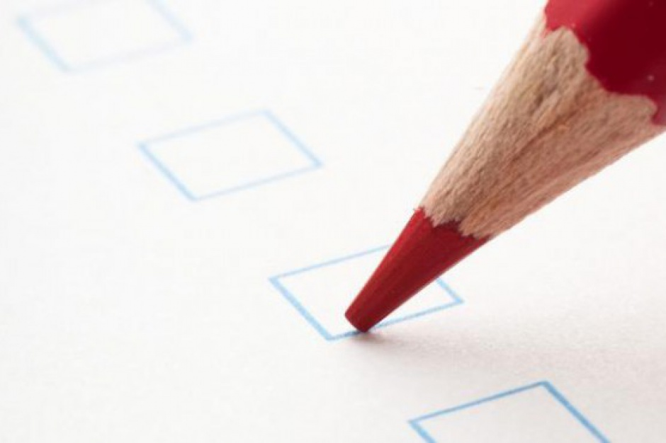 Wybory parlamentarne 2015, PKW: błędy na kartach do głosowania