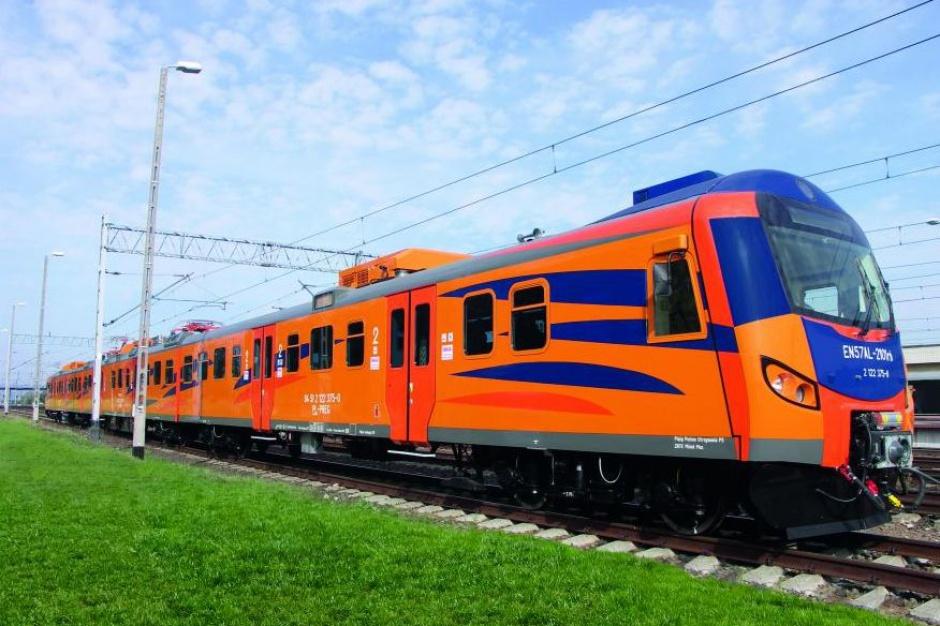Wielkopolska: PKP Przewozy Regionalne, pierwszy zmodernizowane pociąg EN57AL