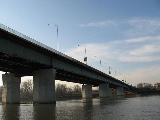 Warszawa: lada chwila otwarcie Mostu Łazienkowskiego