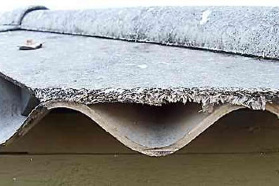 We Wrocławiu usunięto 181 ton azbestu