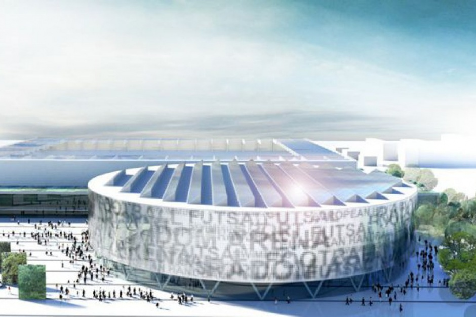 Mazowieckie, od 2016 r. budowa Radomskiego Centrum Sportu