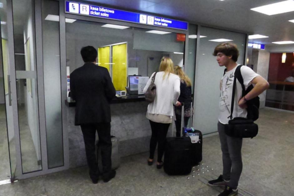 Poseł PiS: potrzebny wspólny system biletów kolejowych