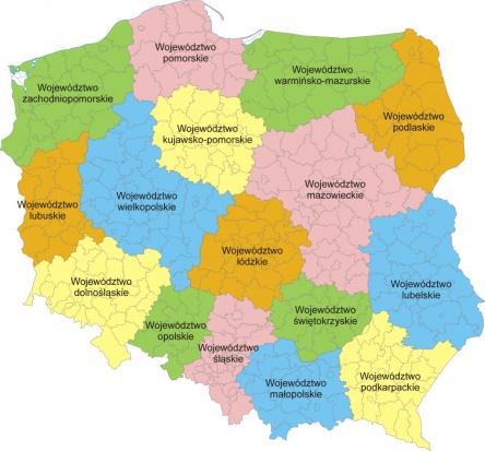 PiS zapowiada już 3 nowe województwa