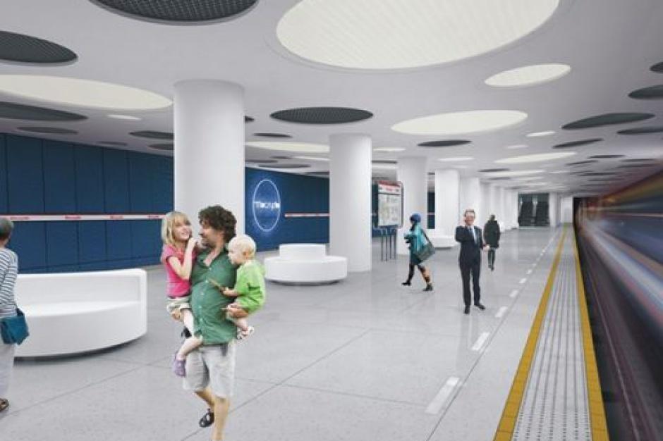 Wiemy, kto dokończy warszawskie metro