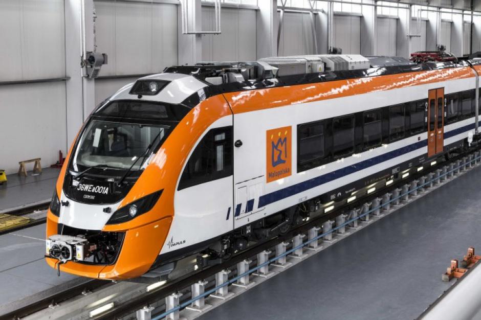 Opolskie kupiło siedem pociągów elektrycznych Impuls