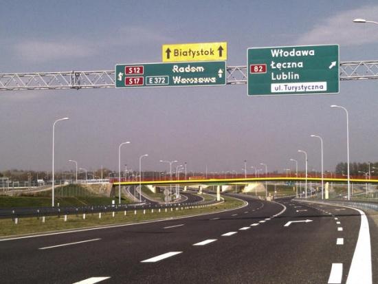 Budowa S12 z Piotrkowa Tryb. przez Radom do Puław