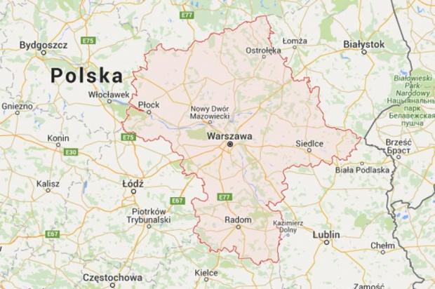 Rząd za podziałem województwa mazowieckiego