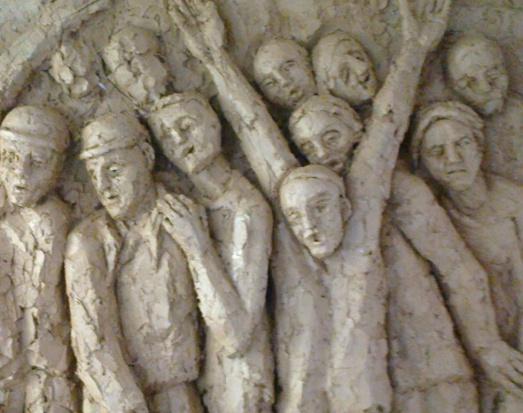 Pomnik upamiętniający ofiary Tragedii Górnośląskiej odsłonią w Bytomiu