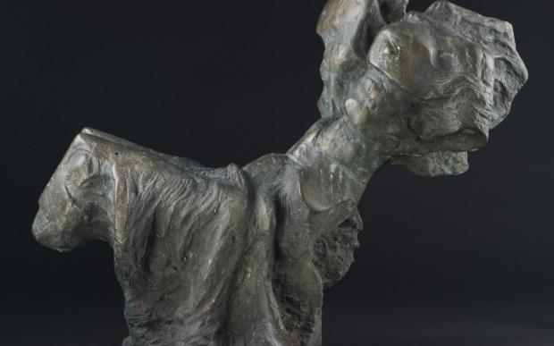 Wystawa rzeźb Gustawa Zemły w Muzeum Woli