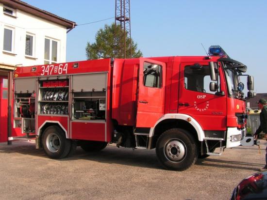 Prawie 1,5 tys. interwencji strażaków w związku z wichurami