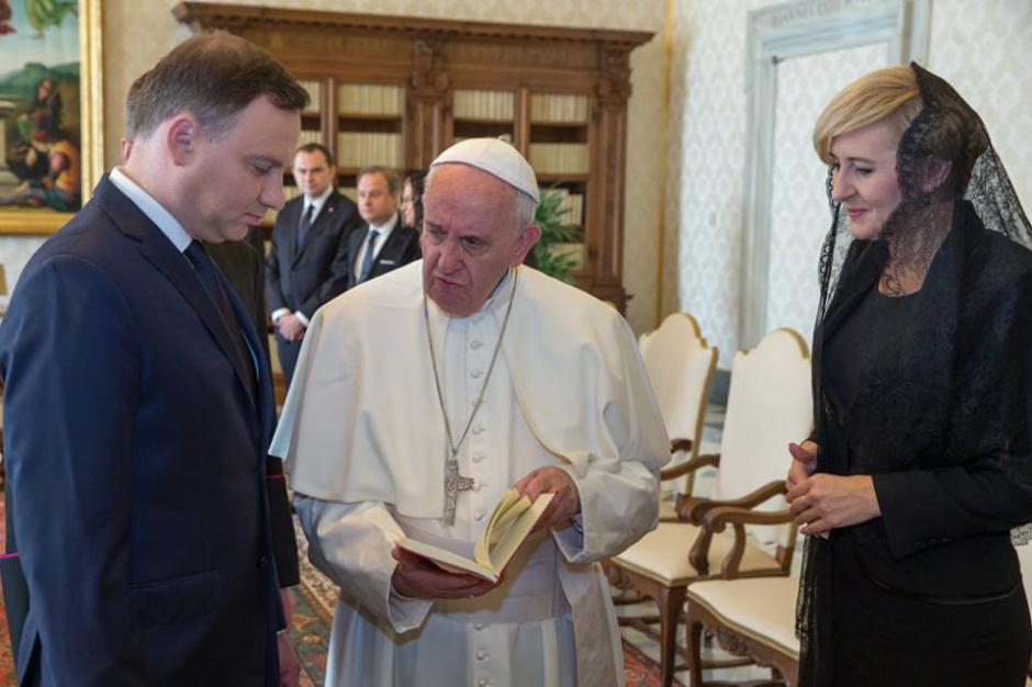 Ojciec Święty przyjedzie do Krakowa, Częstochowy i Auschwitz