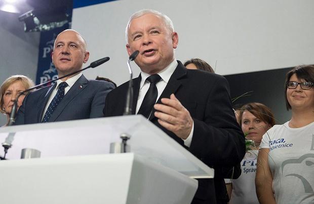 Nowy rząd, Jarosław Kaczyński: Polska zyska w oczach inwestorów
