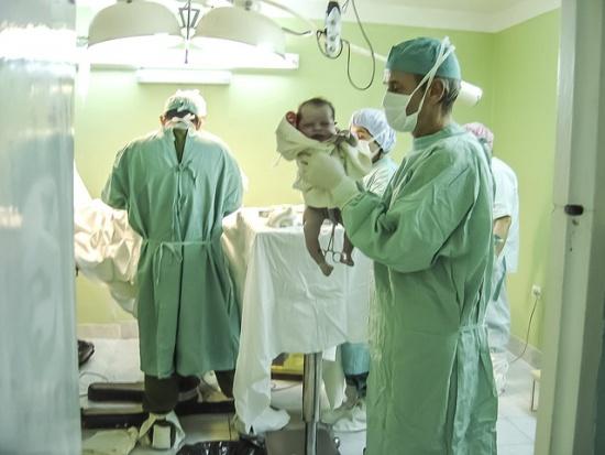 Resort zdrowia przygotował wymagania wobec centrów urazowych dla dzieci