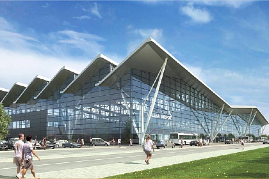 Gdańskie lotnisko przeżywa oblężenie