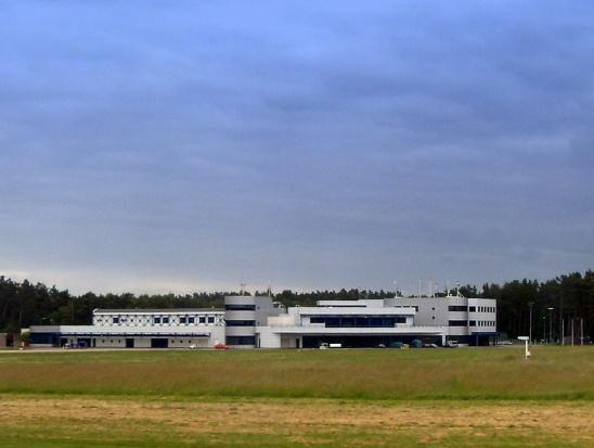 Lotnisko Szczecin-Goleniów, po modernizacji przybyło pasażerów
