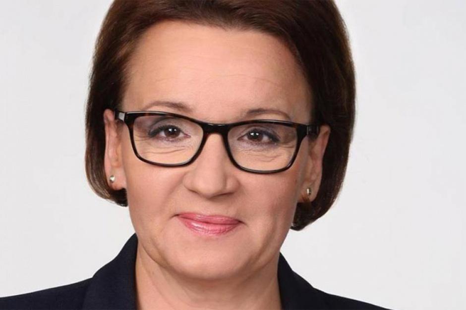 Nowy rząd, Ministerstwo Edukacji, Anna Zalewska