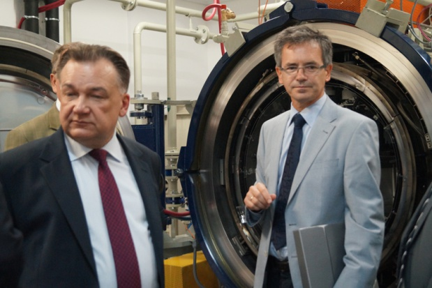 Centrum Grafenu i Innowacyjnych Nanotechnologii powstało na Mazowszu