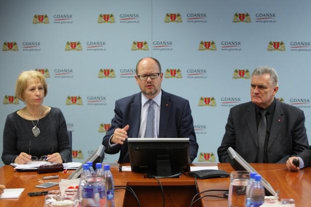 Gdańsk, projekt budżetu na 2016 rok