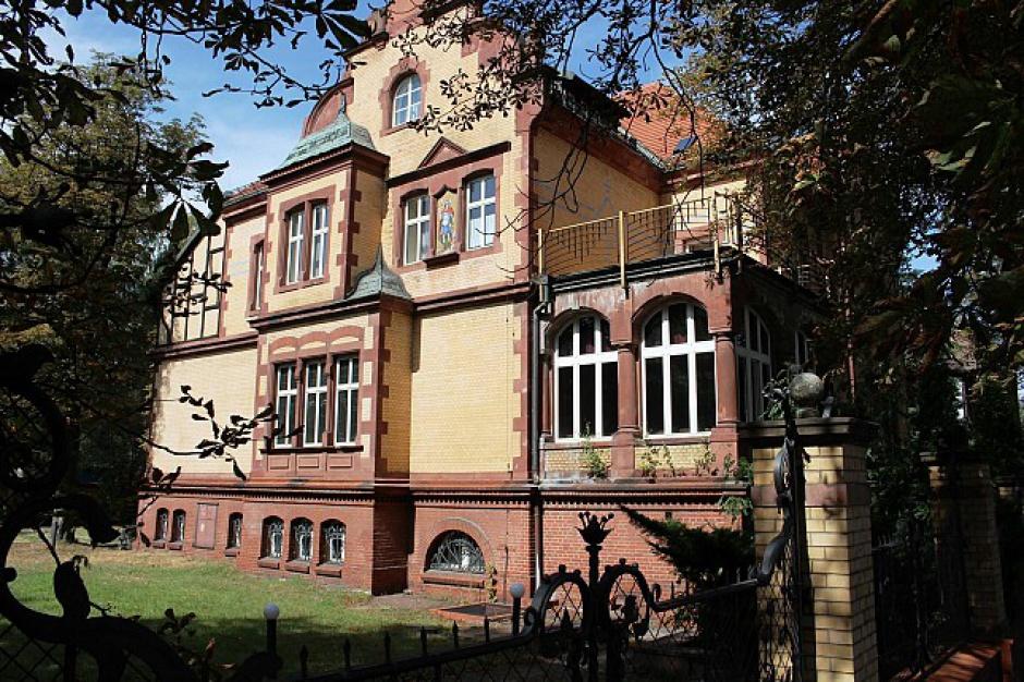 Ruda Śląska kupiła zabytkową willę Florianka