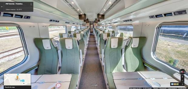 Powstaną strefy ciszy w pociągach PKP Intercity