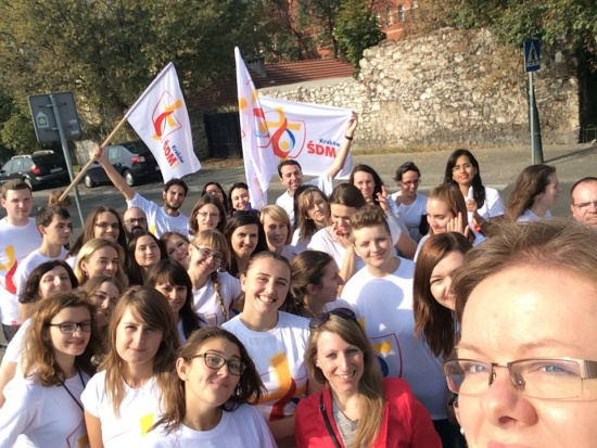 ŚDM: Pomorze gotowe na przyjazd młodych katolików z zagranicy