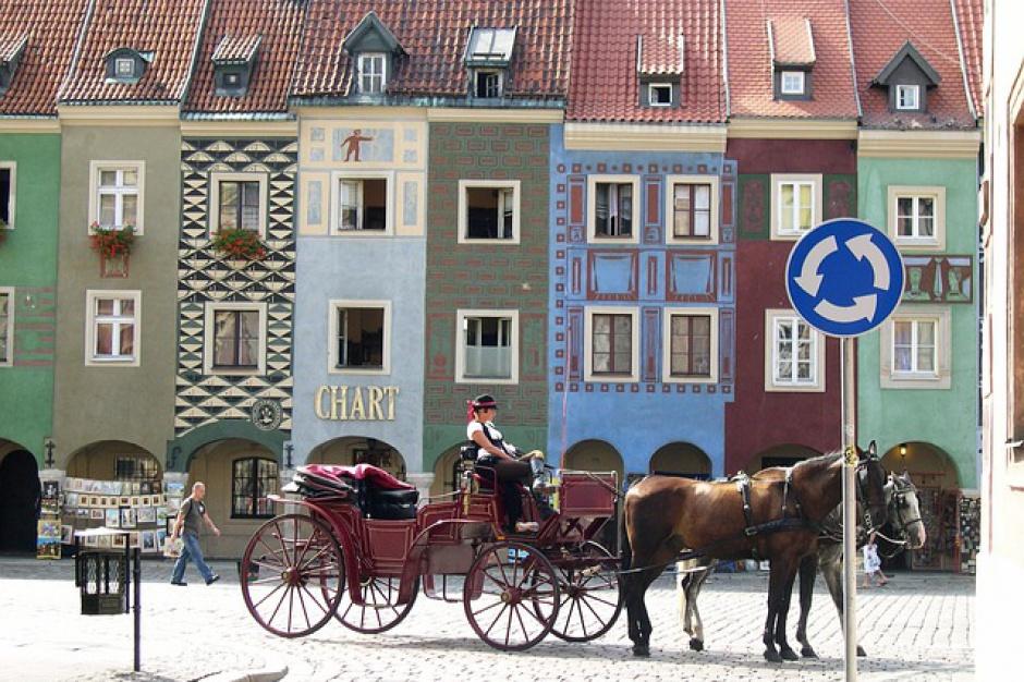 Poznań: projekt budżetu miasta na 2016 r.