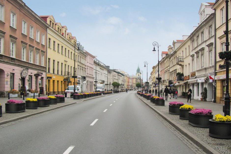Warszawski Nowy Świat wśród najdroższych ulic świata