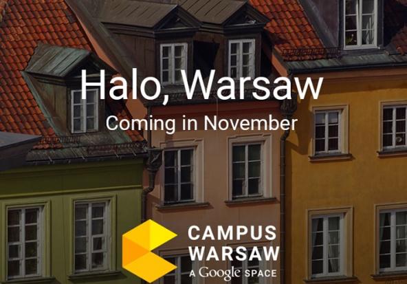 Warszawa: ruszył Campus Warsaw przeznaczony dla startupów