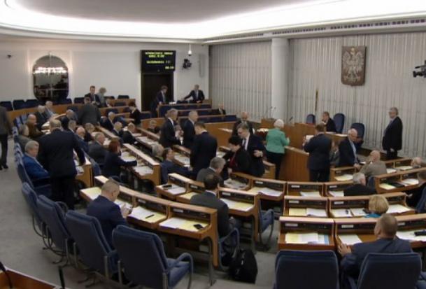 Senat proponuje poprawki do ustawy o działach administracji rządowej