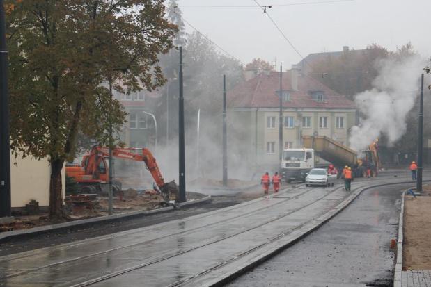 Olsztyn:  w nocy z czwartku na piątek pierwsze testy tramwajowe