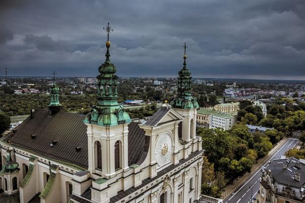 Lublin zaciągnie 500 mln zł kredytu w EBI