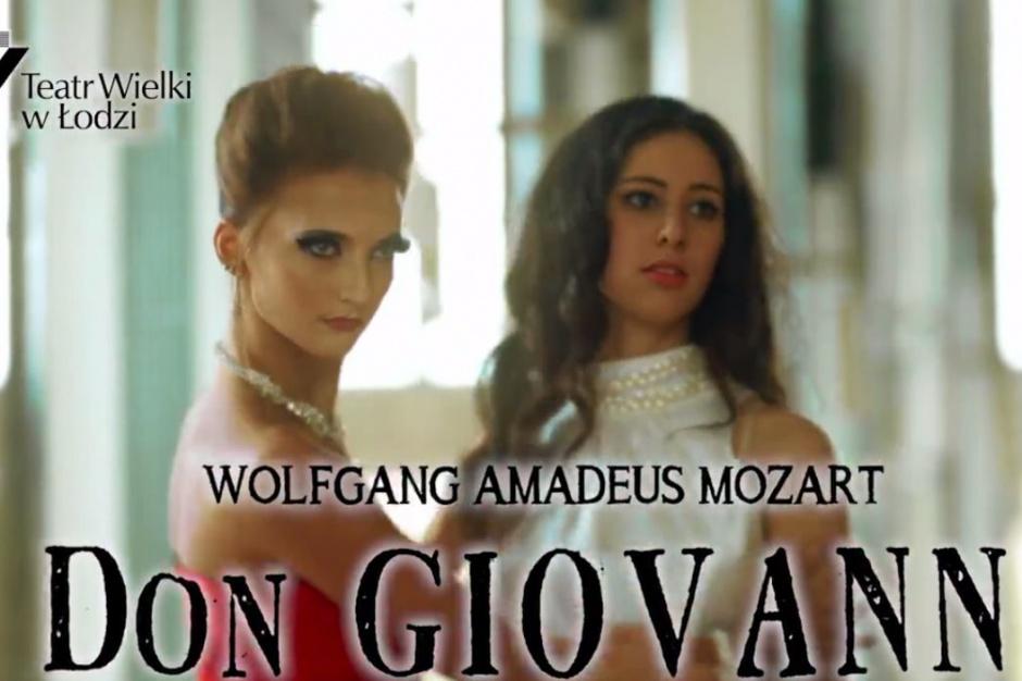 Don Giovanni Mozarta pierwszą premierą sezonu w łódzkim Teatrze Wielkim