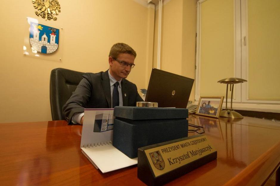 Prezydent Częstochowy za odtworzeniem woj. częstochowskiego. Pisze list do premier Szydło