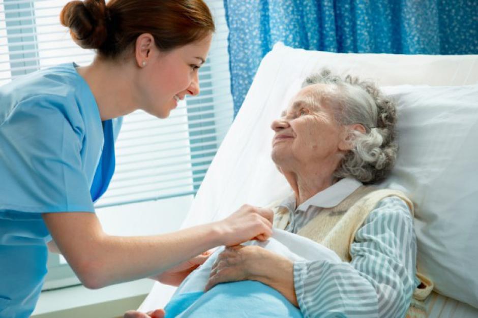 Porzucenia seniorów plagą w kieleckim szpitalu
