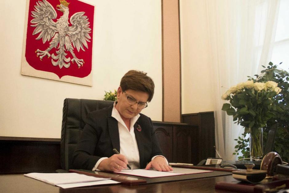 Beata Szydło, Program 500 zł na dziecko: Wytyczne na najbliższym posiedzeniu rządu