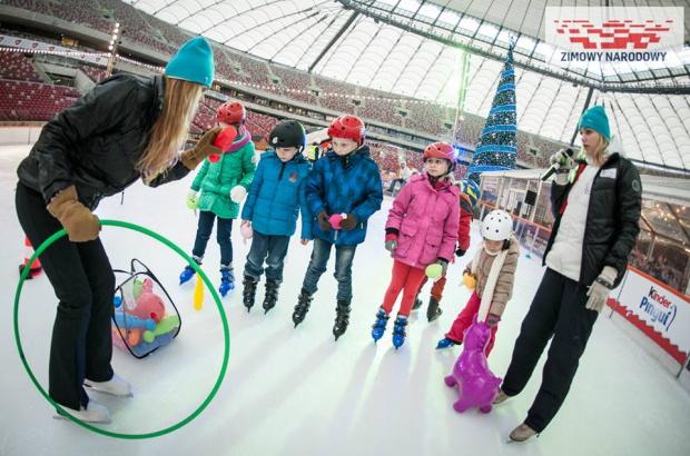 Zimowy Narodowy, czyli mnóstwo atrakcji pod dachem stadionu